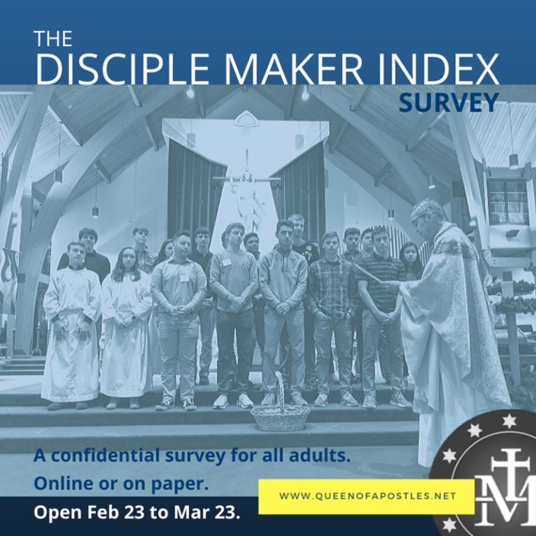 Disciple Maker Index
