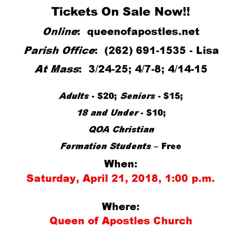 Catherine of Siena Show Info
