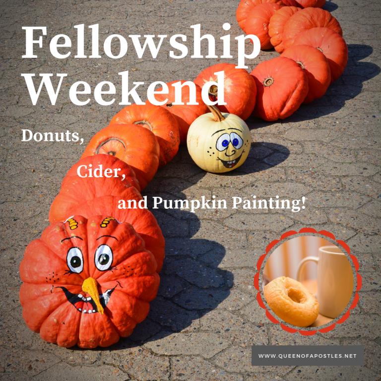 Fellowship Weekend