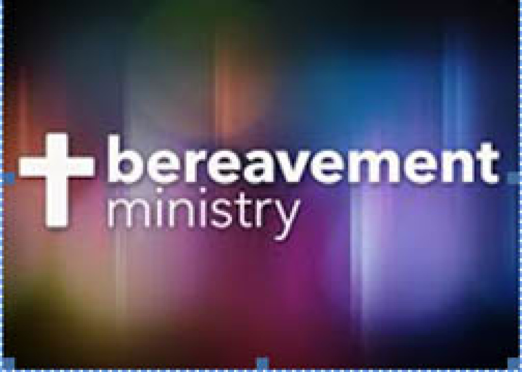Image result for bereavement ministry