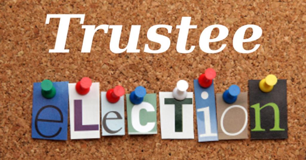 Trustee Election