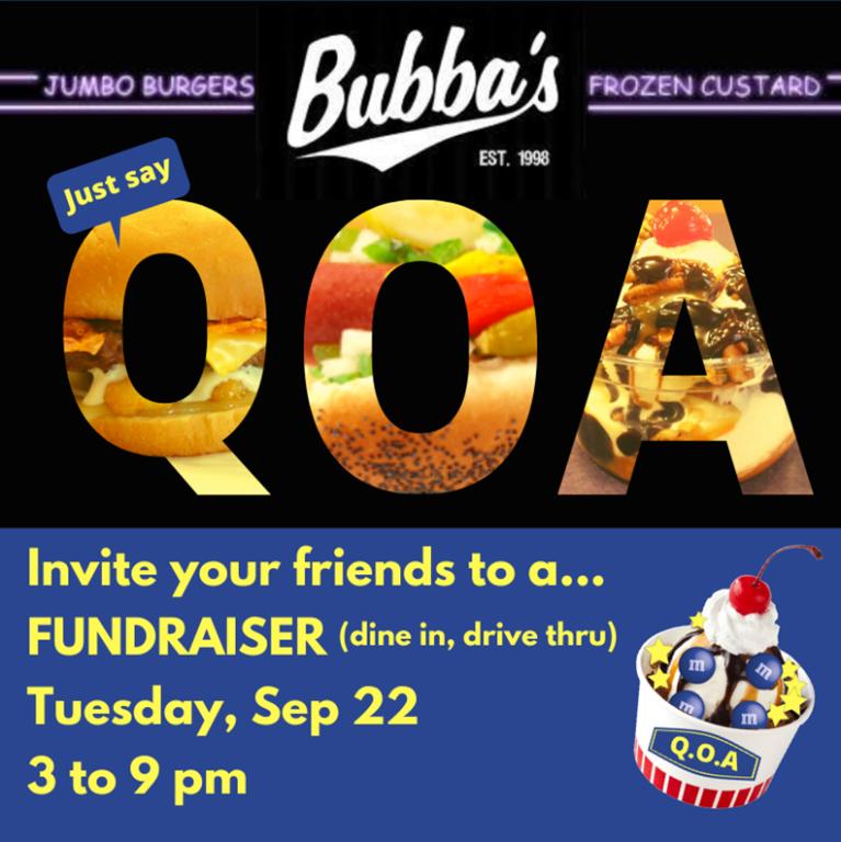 Bubba's Fundraiser