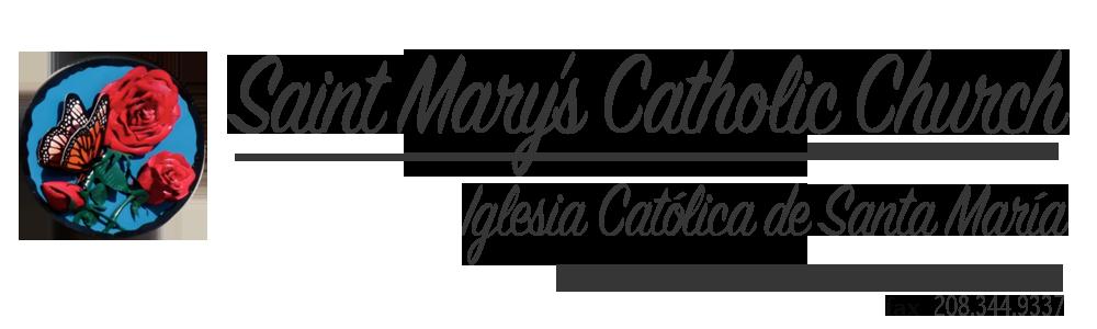 St. Mary's Catholic Community / Comunidad Católica De Santa María