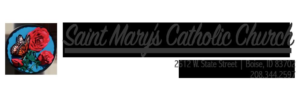 St. Mary Catholic Community / Comunidad Católica De Santa María