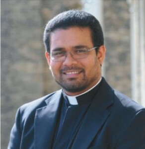 Photo of Father Antony Thomas
