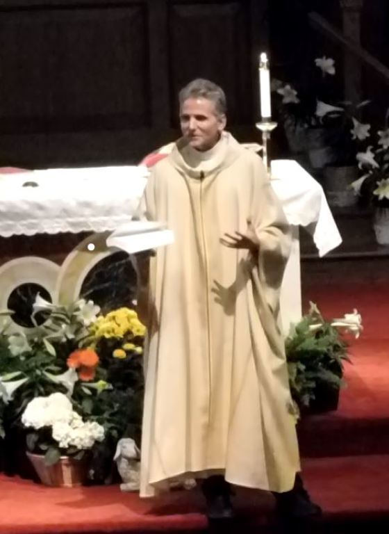 Fr  Rich's Homily Easter Sunday | St  Joseph Roman Catholic