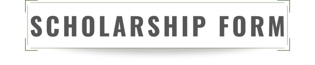 retreats and experiences scholarship form