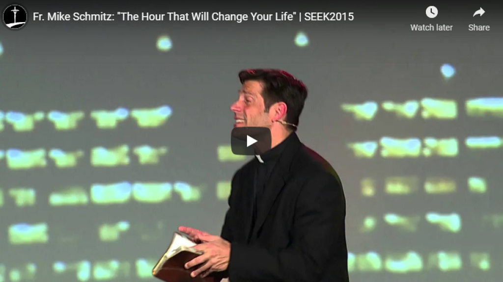 The Hour That Will Change Your Life