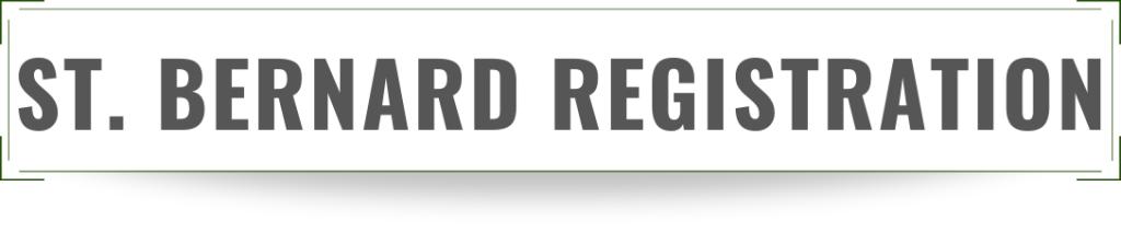 St. Bernard CCD Registration