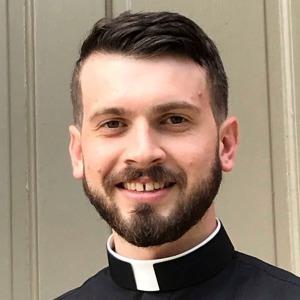 Photo of Fr. Andrew Hess