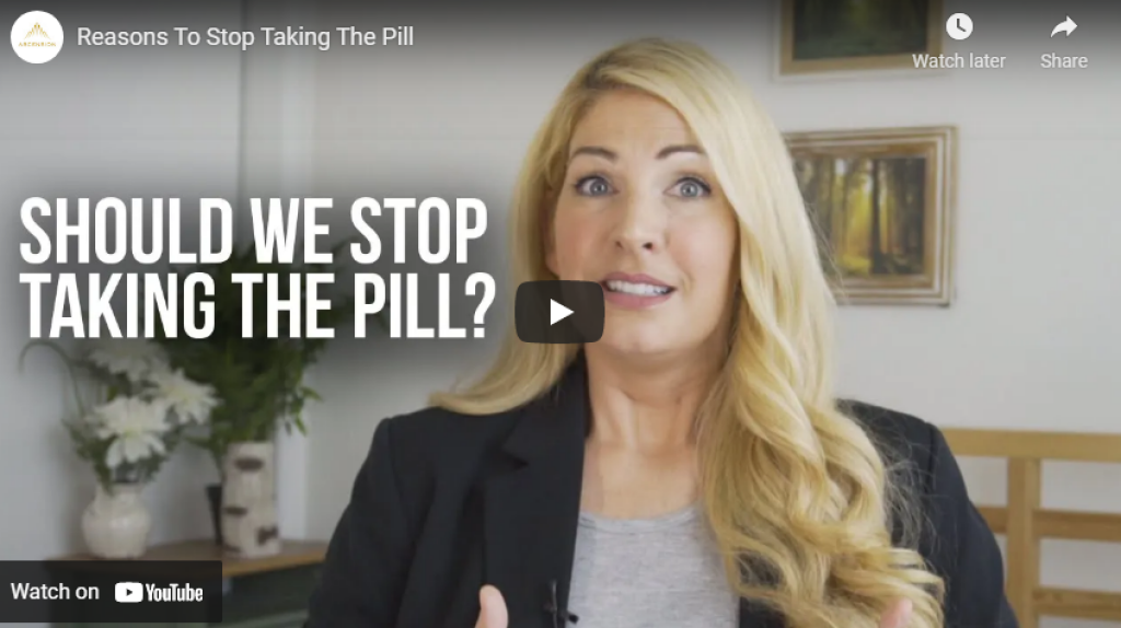 should we stop taking the pill