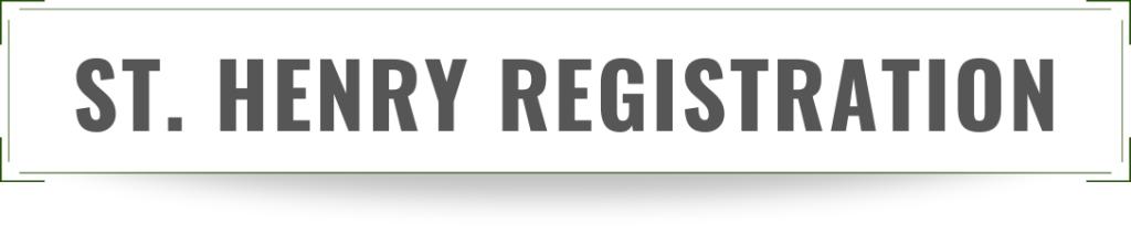 St. Henry CCD Registration