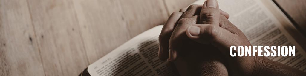 sacrament of reconciliation, confession