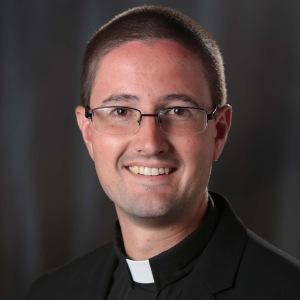 Photo of Fr. Matt Barone