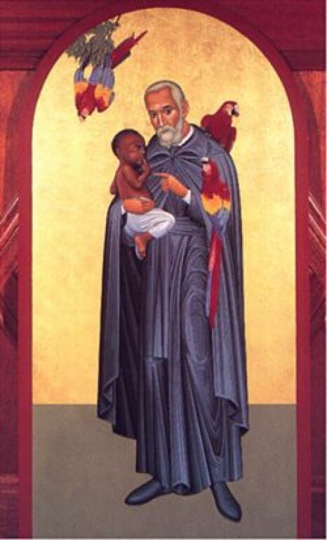 Saint Peter Claver, Slave of the Slaves
