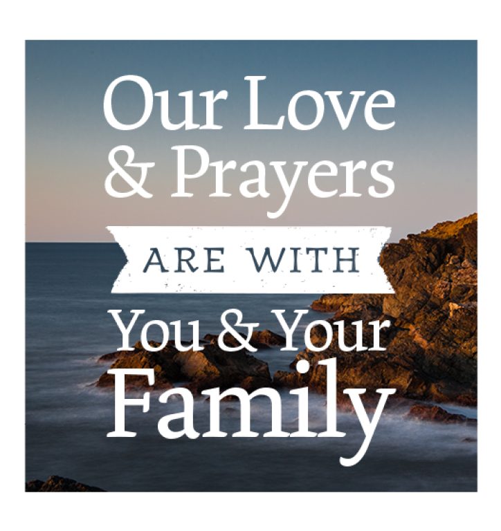 Love and Prayers