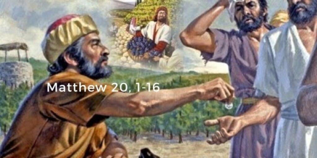 Matthew 20:15