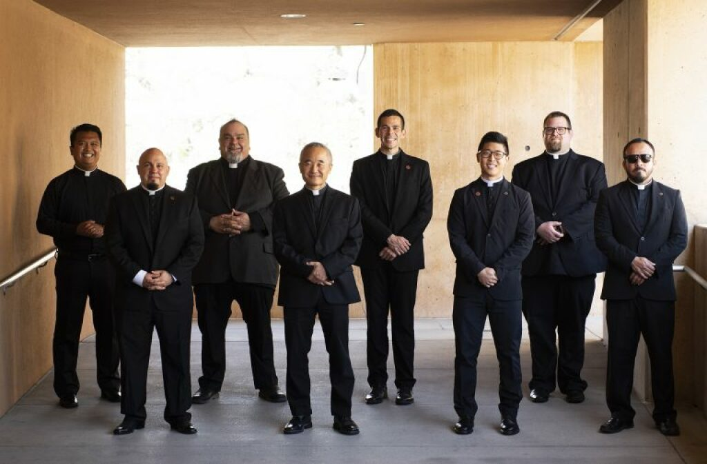 Eight Men Ordained to the Priesthood