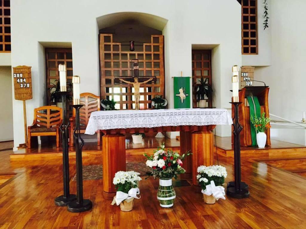 Saint Peter Claver Sanctuary