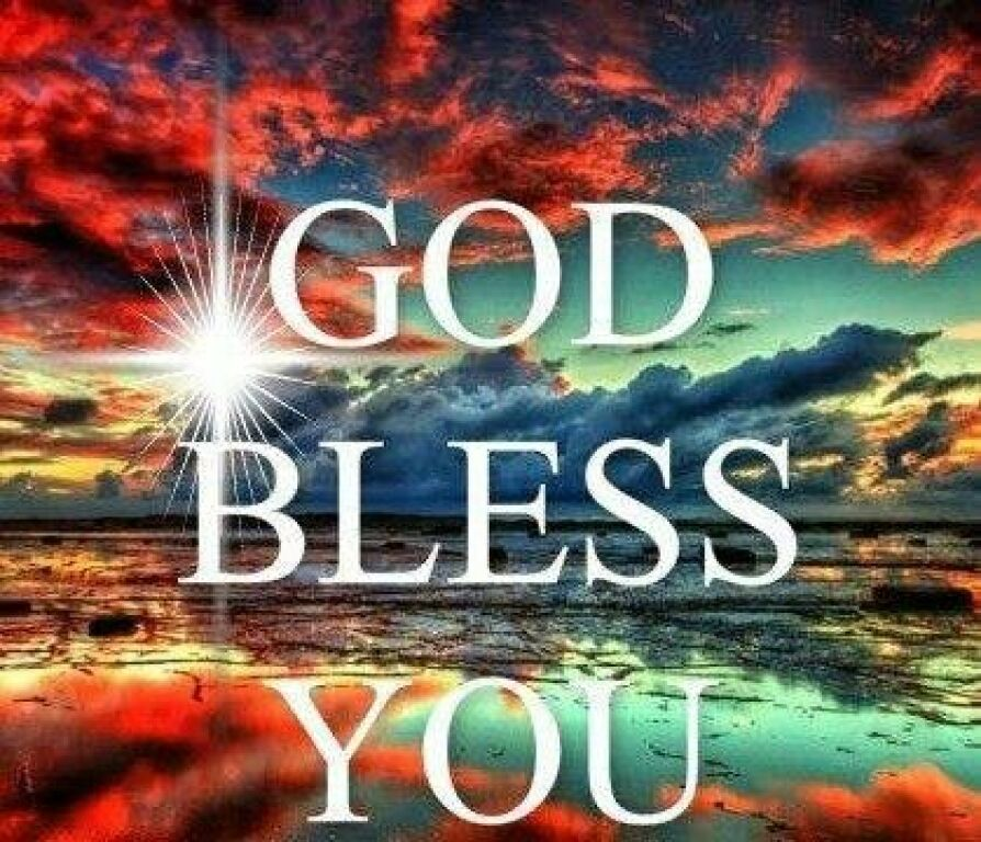 May God Bless You