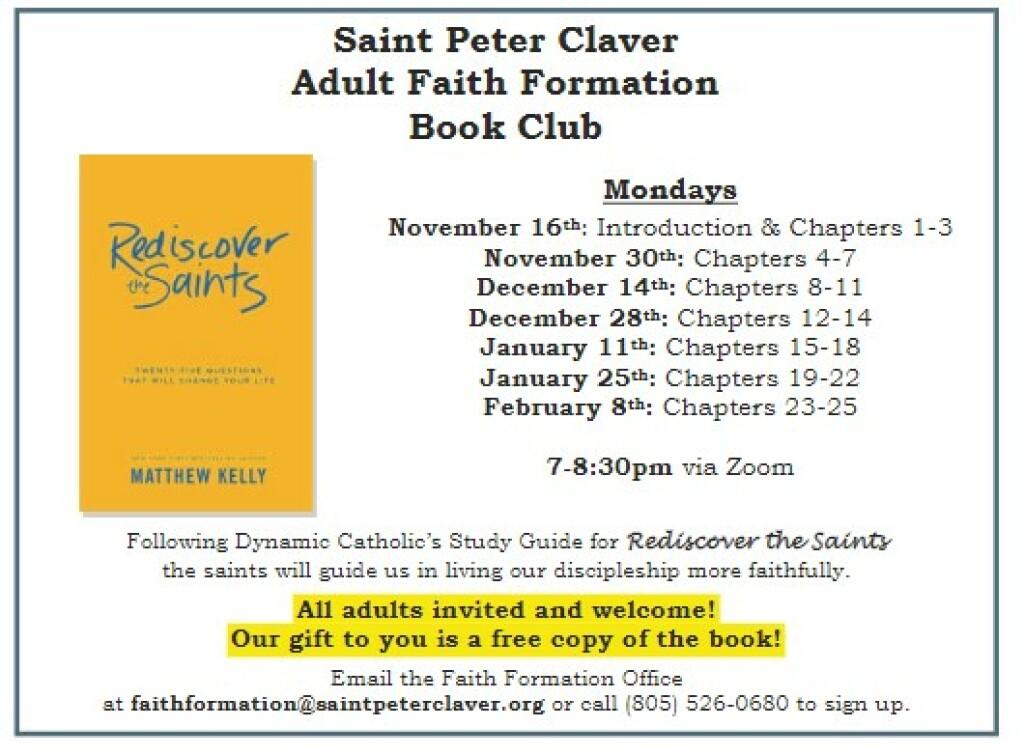SPC Book Club