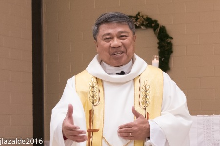Photo of Rev. Fr. Riz J. Carranza
