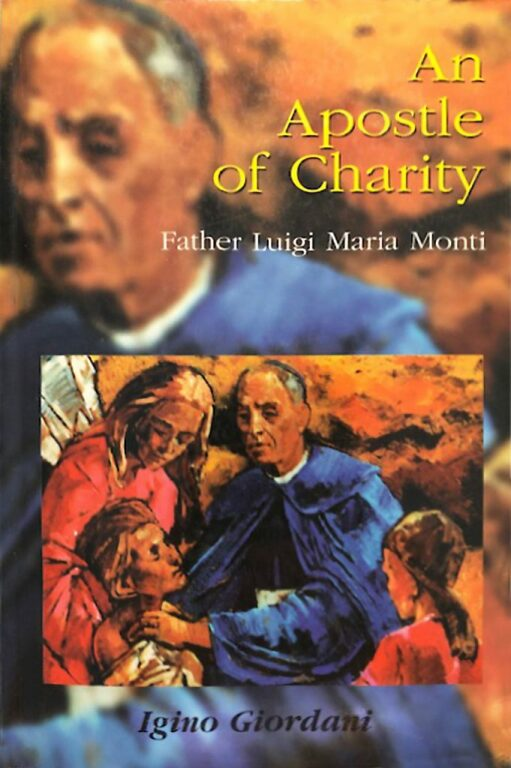 Book cover: An Apostle of Charity