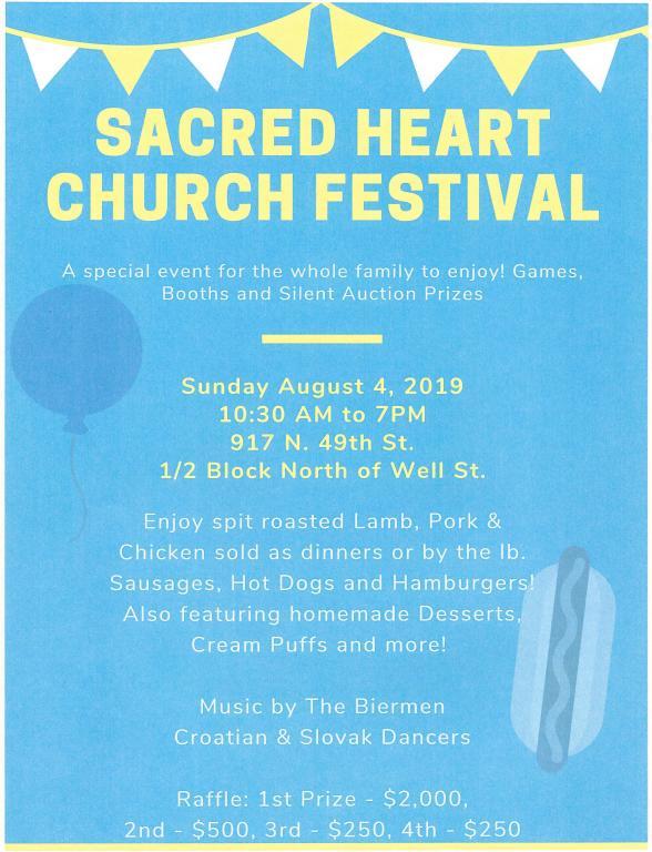 Parish Festival 2019