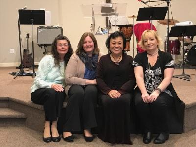 Photo of Altar Team