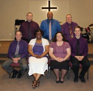 Photo of Praise & Worship Team