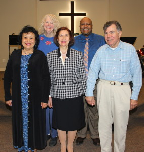 Photo of Evangelism Team