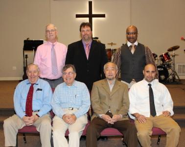 Photo of Team of Ushers