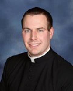 Photo of Fr. Nathan Bockrath
