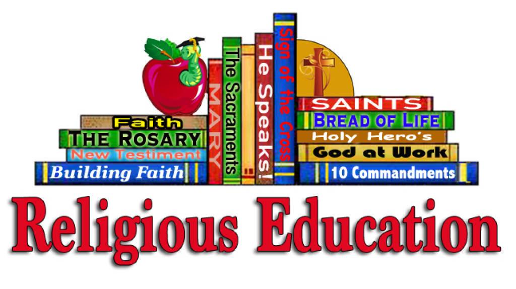 Religious Ed Logo