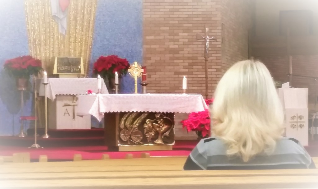 Eucharistic Adoration | Sacred Heart of Jesus Parish