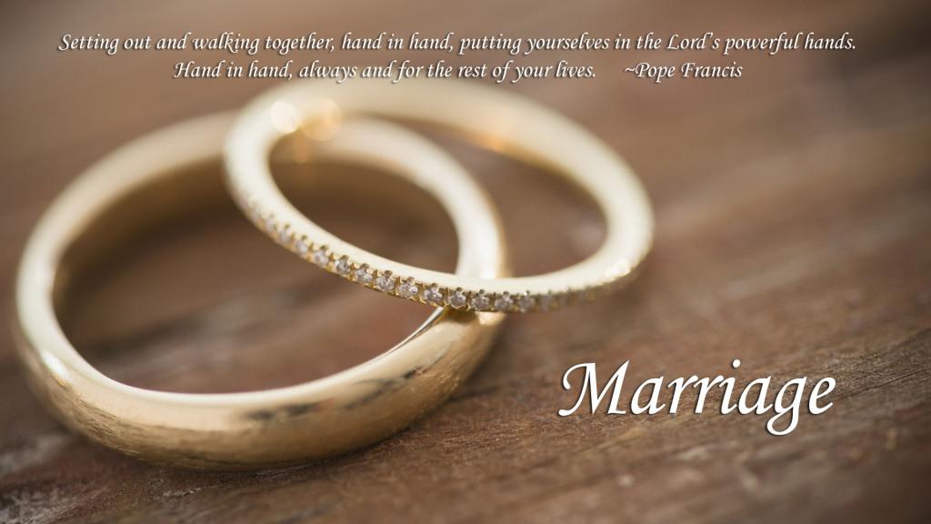 Marriage | St. Paul Catholic Church