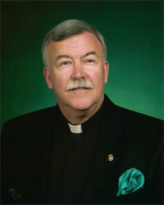 Photo of Monsignor Robert Jaeger
