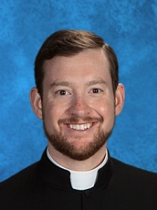 Staff Member: Fr  Jack Fitzpatrick | St  Paul Catholic Church