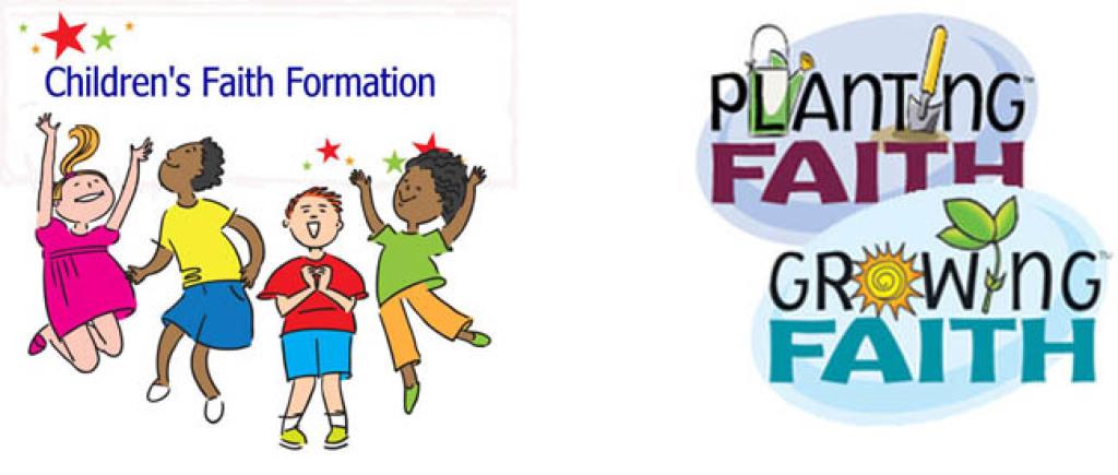 Children Faith Formation | St. Paul Catholic Church