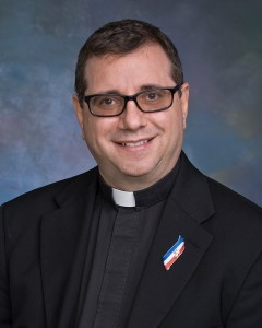 Photo of Father Dominic Corona