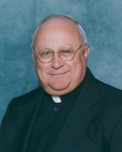 Photo of Father Paul Goudreau