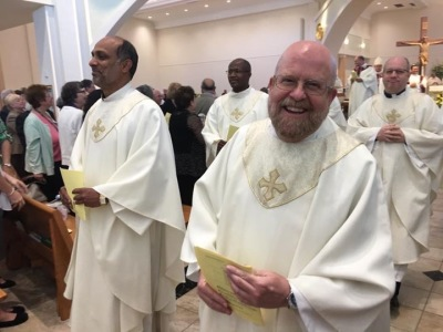 Photo of Father Michael Cormier