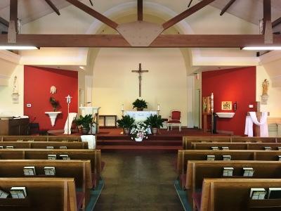 St  James the Apostle Roman Catholic Church