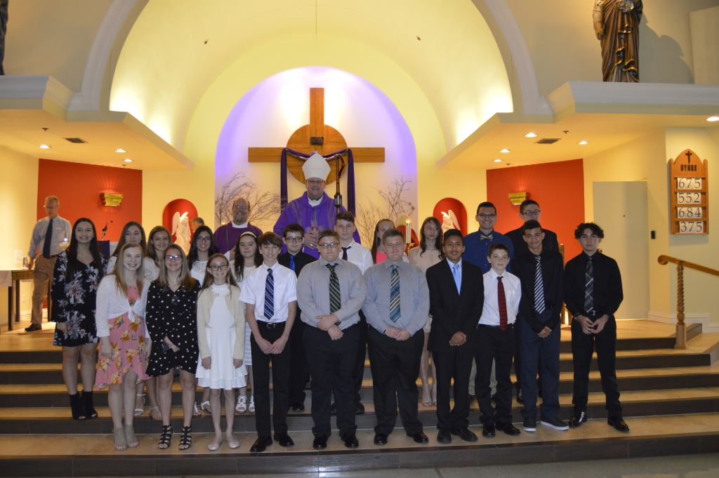 Confirmation Day