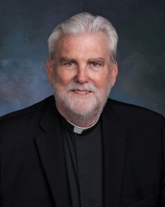 Photo of Monsignor Dennis Hughes