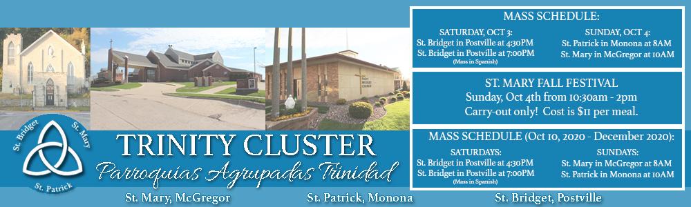 Trinity Cluster