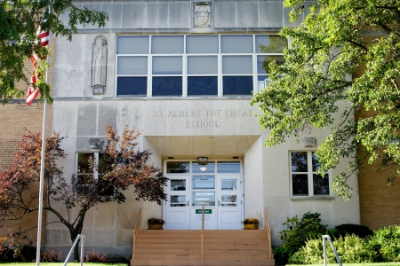School Information St Albert The Great Catholic Parish