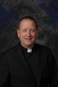 Photo of Fr. Chris Worland