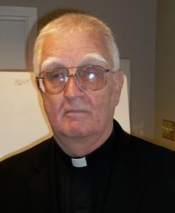 Photo of Fr. Pat Welsh