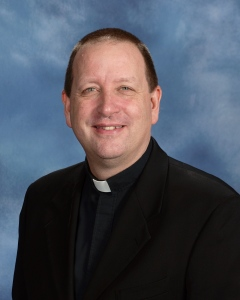 Photo of Fr. Chris Worland
